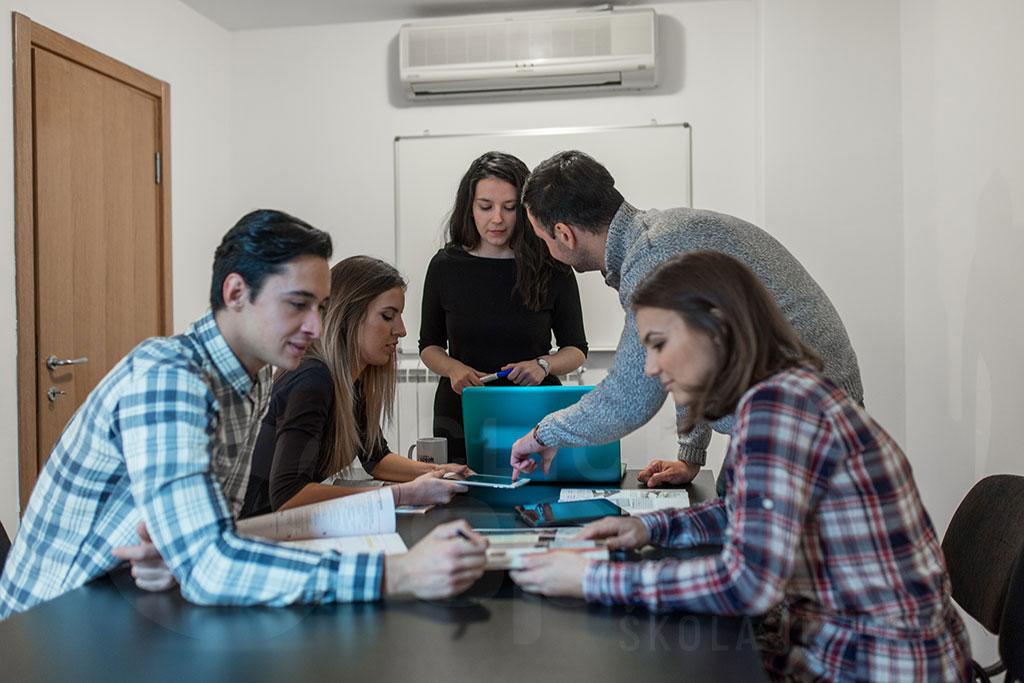 kurs engleskog za studente